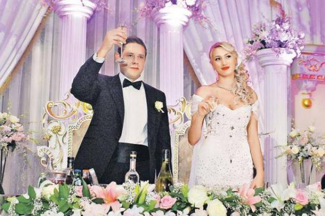 Свадьба Павла Буре
