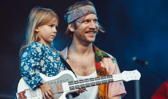 Дорн и его дочка Василиса Ивановна