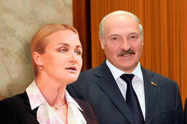 Лукашенко с матерью Николая