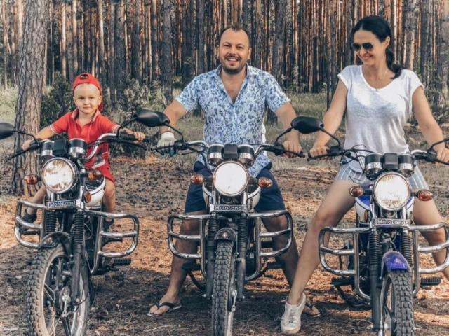 Семья Ярослава Сумишевского