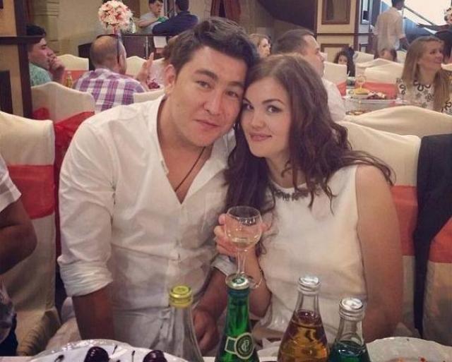 Супруги Мусагалиевы