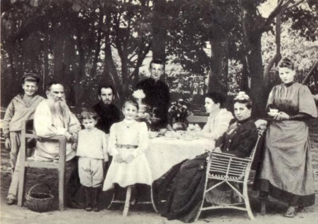 Семья Льва Толстого