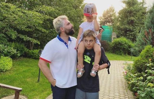 Муж и дети Полины Гагариной