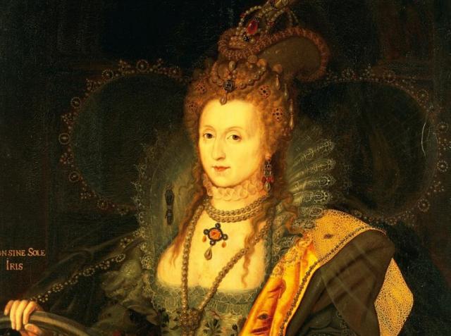 Королева Елизавета I