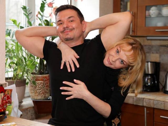 Ирина Цывина с возлюбленным