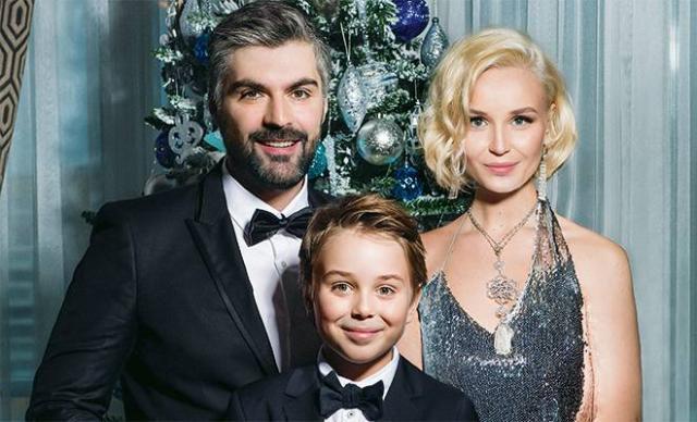 Семья Полины Гагариной