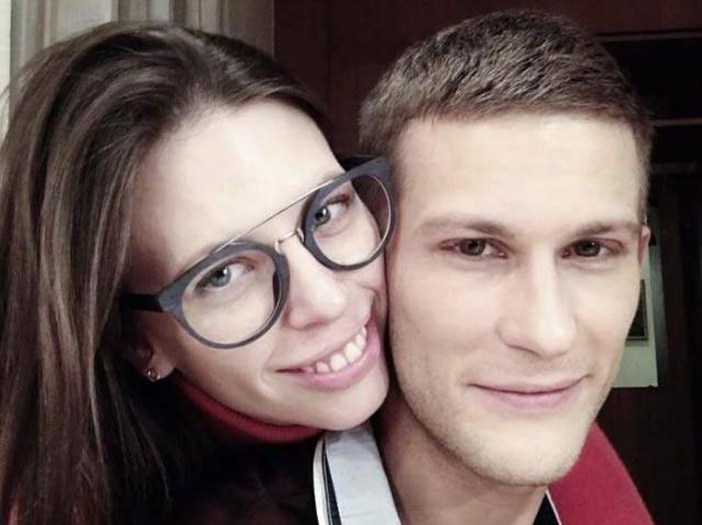 Павел Чинарев и Алена Бондарчук