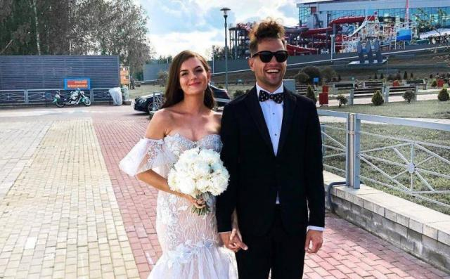 Свадьба Олега ЛСП