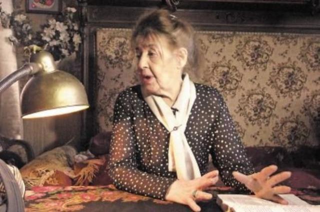 Мария Склярова первая жена Демьяненко