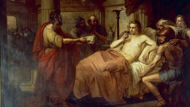 Александр Македонский последние дни