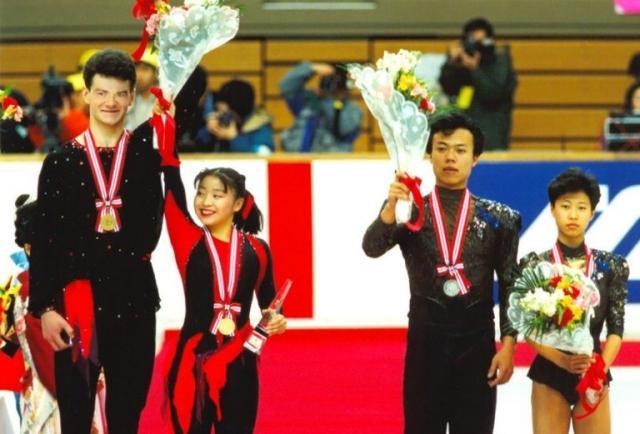 Алексей Тихонов на соревнованиях в Японии