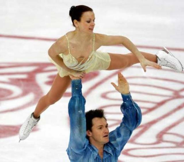 Алексей Тихонов и Мария Петрова
