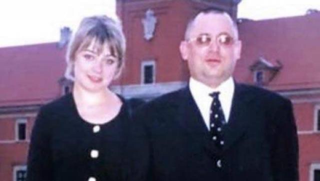 Андрей Трубников с первой женой