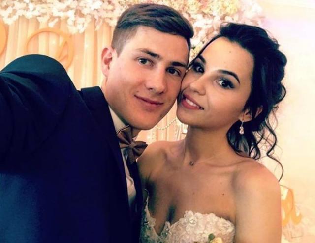 Свадебное фото Эдуарда Латыпова