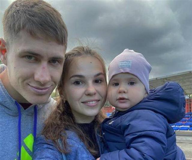 Семья Эдуарда Латыпова