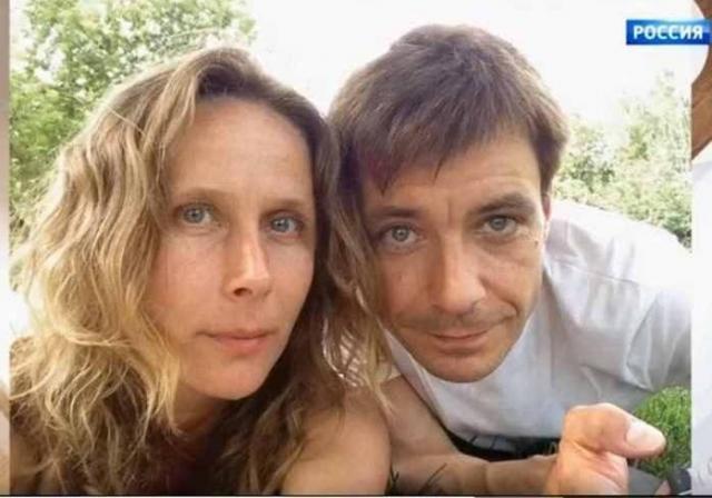Кирилл Гребенщиков с женой