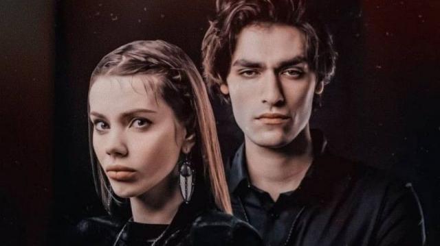 Олег Шепс и Ирина Игнатенко