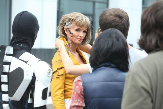 Паулина Андреева в сериале «Лучше, чем люди»