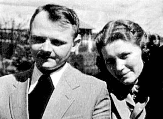 Светлана Алиллуева и Юрий Жданов