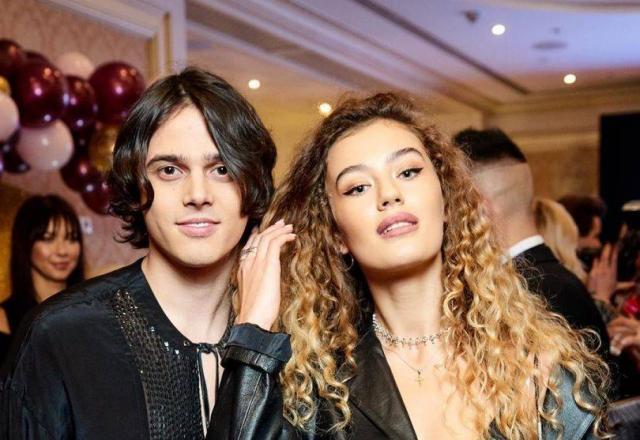 Никита Алексеев и Ульяна Синецкая