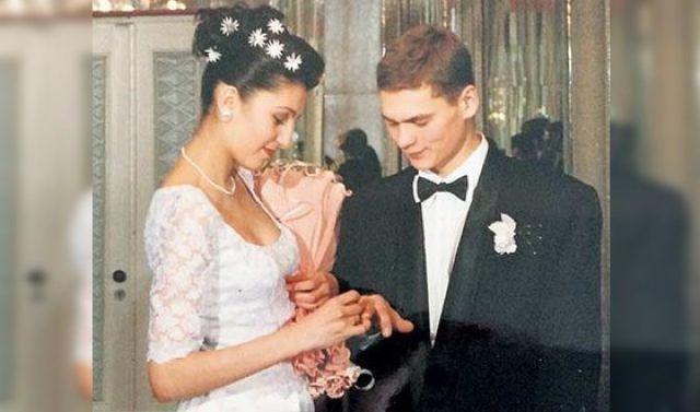 Александр Пашков свадьба