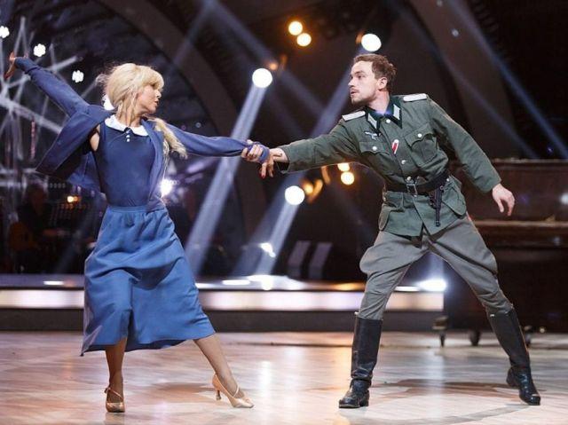 Александр Петров и Анастасия Антелава