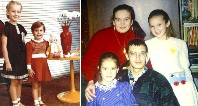 Семья Бузовых