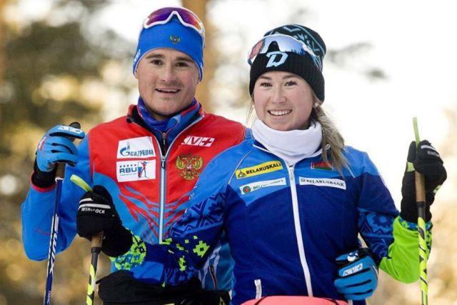 Кирилл Стрельцов и Динара Алимбекова