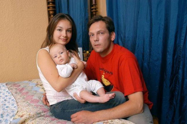 Семья Ольги Павловец