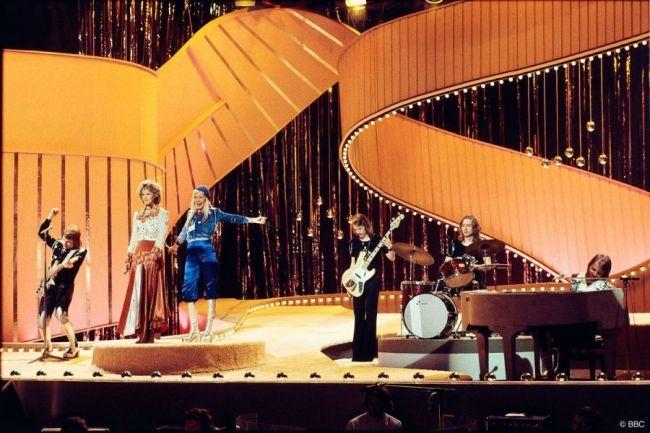 ABBA на Евровидении