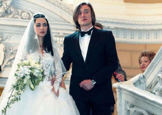 Сергей Матвиенко с Зарой