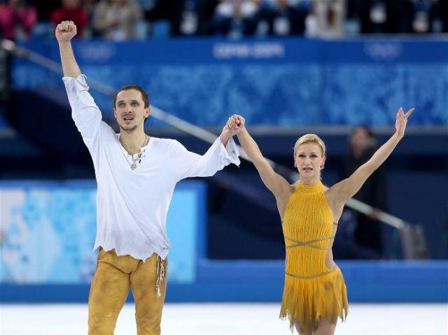 Волосожар и Траньков на Олимпиаде в Сочи