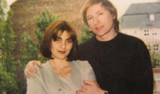 Владимир Мигуля и Марина Симония