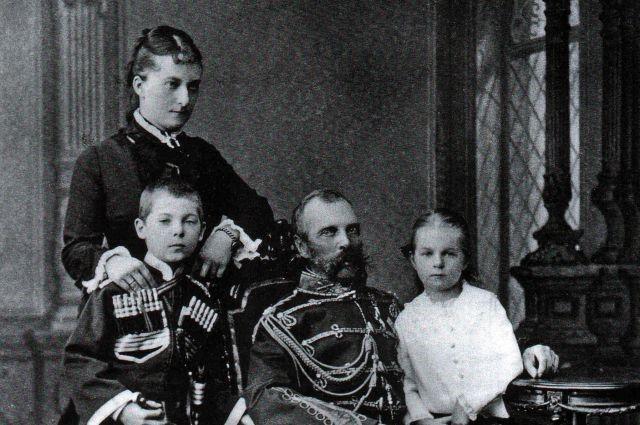 Вторая семья Александра II