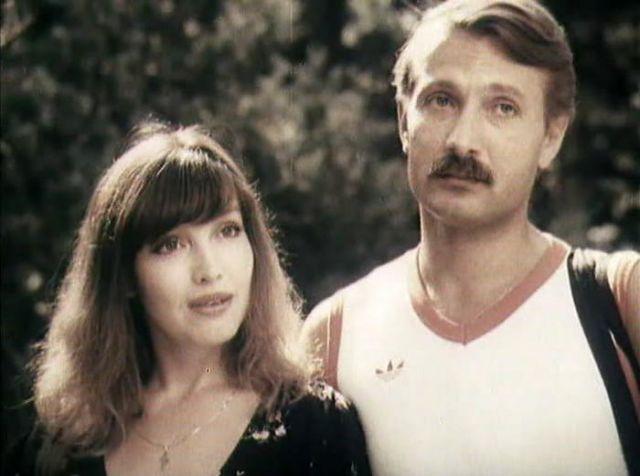 Андрей Градов в кинофильме «Идеальная пара»