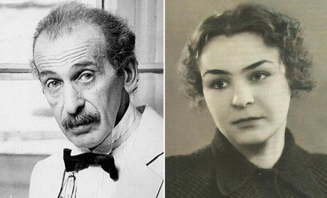 Отец и мать Андрея Урганта