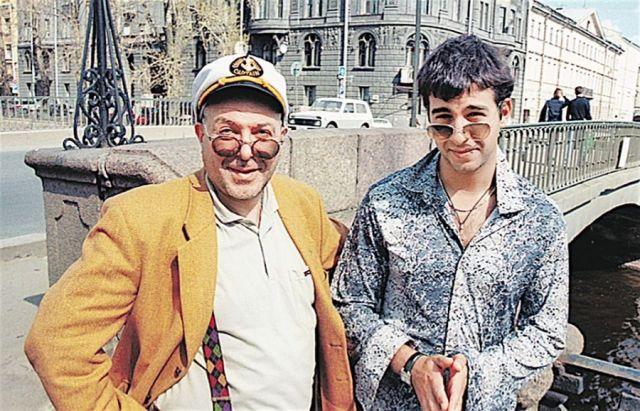 Андрей и Иван Урганты