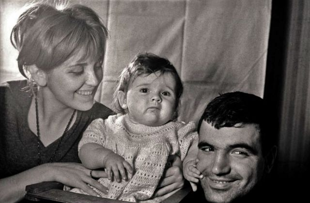 Семья Геннадия Шпаликова
