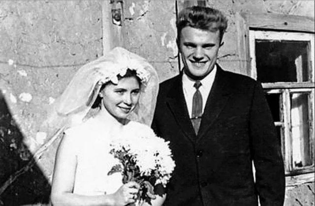 Зюганов с женой
