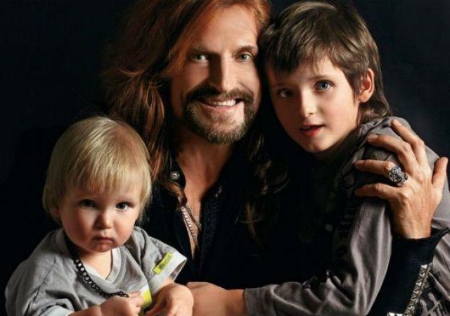 Джигурда и дети от Яны