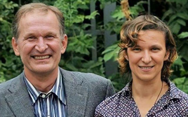 Олеся Железняк и Федор Добронравов