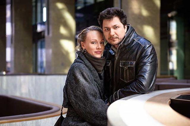 Ольга и Павел Сафонов