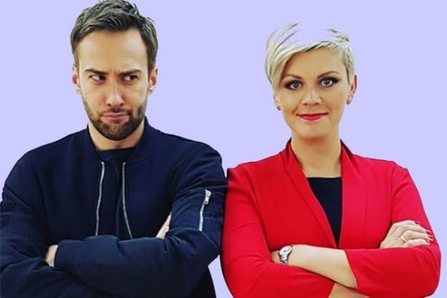 Сабина Пантус и Дмитрий Шепелев