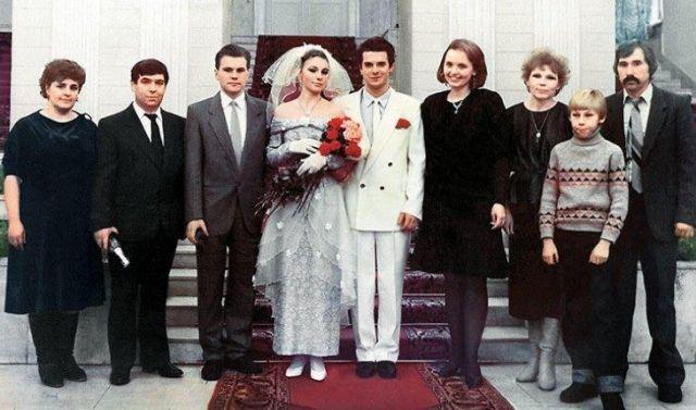 Свадьба Сергея Астахова