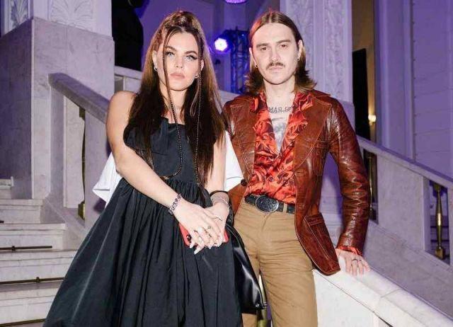 Софья Таюрская и Илья Прусикин