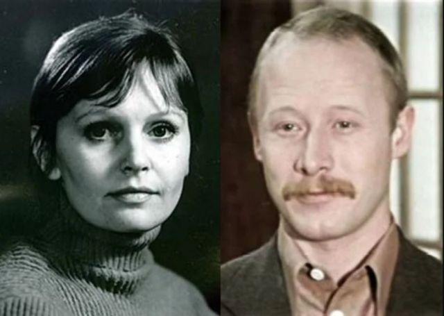 Виктор Проскурин и Ольга Гаврилюк
