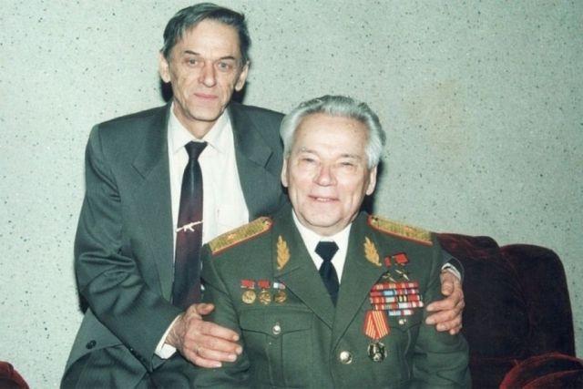 Сын Михаила Калашникова