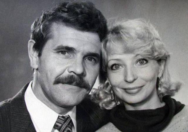 Первая жена Алексея Булдакова