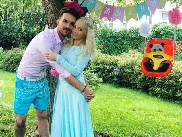 Александр Панайотов и Катя Коренева