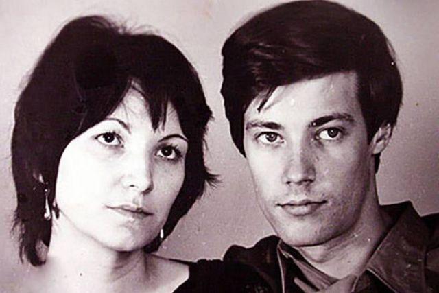 Владимир Конкин с женой Аллой